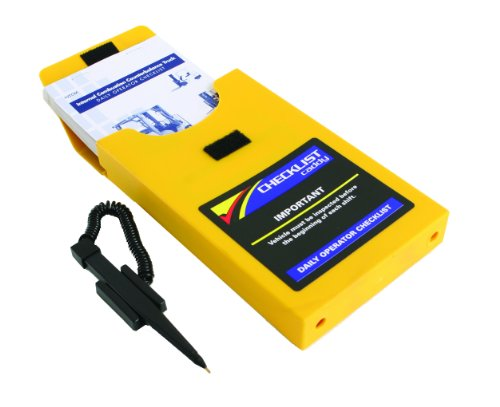 IRONguard 70-1071 Checklist Caddy for Electric Counterbalance