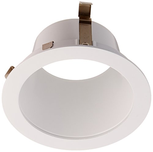 WAC Lighting HR-LED411TL-WTWT 4-Inch LED Downlight Invisible Round Trim