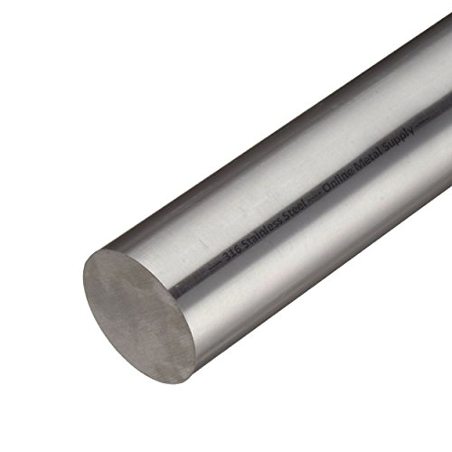 Stainless Steel Alloy 304L ROUND BAR  150 INCH X 48 INCH  AMS 5639 AMS 5647