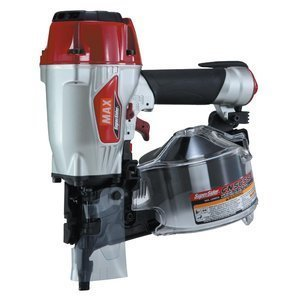 MAX CN565S3SuperSider Siding Coil Nailer