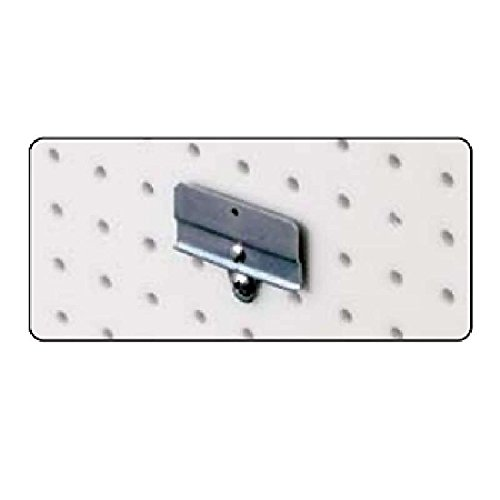 Pegboard Bin Clip for Q-Peg Wall Storage Systems 5 per Package