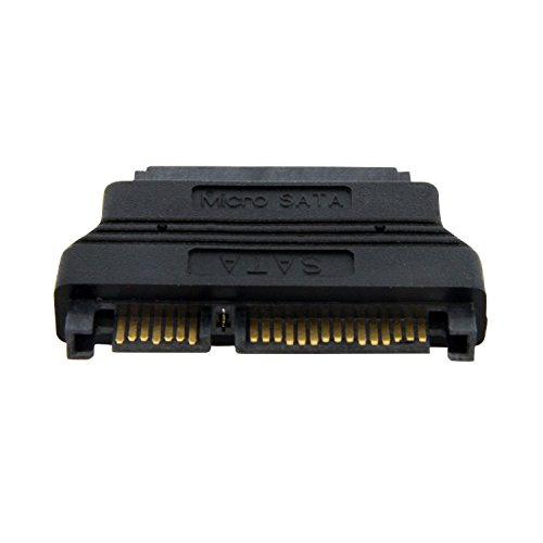 Ably SATA to Micro SATA adapter for 18 inch SSD 33V or 5V Drives