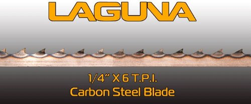 14 X 6 TPI X 125 Bandsaw Blade Laguna Tools Proforce Wood Band Saw Blade
