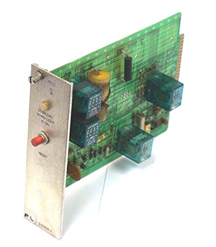 RELIANCE ELECTRIC 0-51839-2 RELAY CARD IRCC 0518392