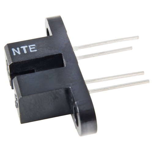 NTE Electronics NTE3101 Photon Coupled Interrupter Module NPN Darlington Output 55V