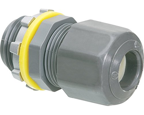 Arlington LPCG50-10 12-Inch Strain Relief Electrical Cord Connector 10-Pack