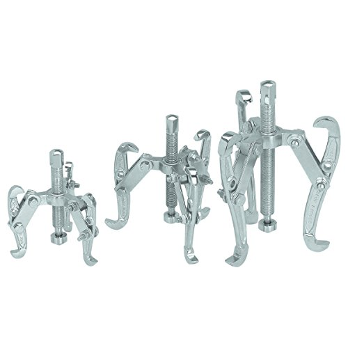 Three-Jaw Puller Set 3 Pc