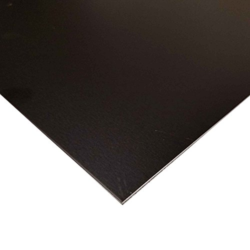 Online Metal Supply 5005 Dark Bronze Anodized Aluminum Sheet 063 x 12 x 12