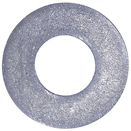 10 Flat Washers Commercial Standard Stainless Steel 18-8 Plain Finish Quantity 100